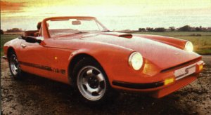 TVR S (1987-1995)