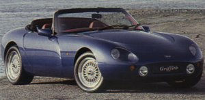TVR Griffith (1990-2001)