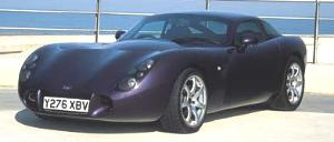 Foto TVR Tuscan