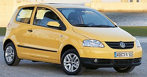 Volkswagen Fox (2005-2011)