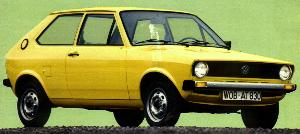 Volkswagen Polo / Derby (1975-1981)