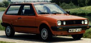 Volkswagen Polo / Derby (1981-1994)