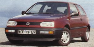 Volkswagen Golf (1991-2002)