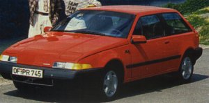 1987-1995 3-tr.Coupe
