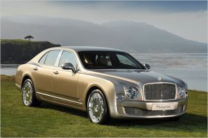 Bentley Mulsanne (ab 2010)