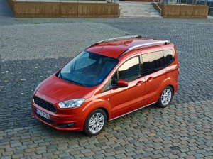 Ford Courier (ab 2014)