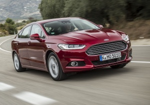 Ford Mondeo (ab 2015)