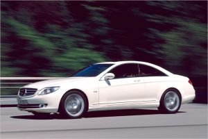 Mercedes-Benz CL (2006-2014)