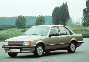 Opel Rekord / Commodore (1977-1986)