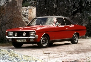 "1967-1972 ""Commodore Coupe"" 2-tr.Coupe"