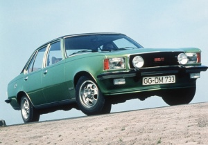 Opel Rekord / Commodore (1972-1977)