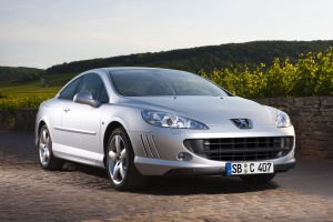 Peugeot 407 Coupe (2005-2012)