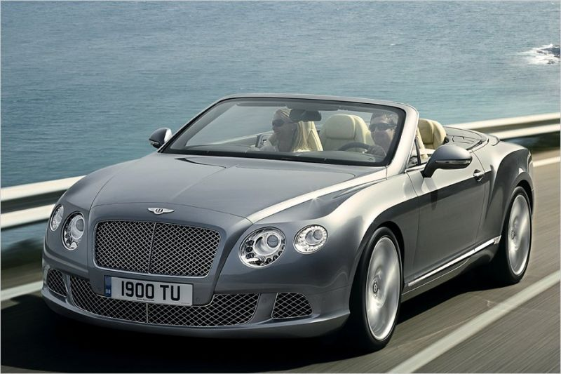 Bentley Continental GT / GTC (ab 2010)