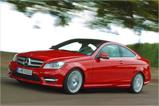 Mercedes-Benz C-Klasse Coupe (2011-2015)
