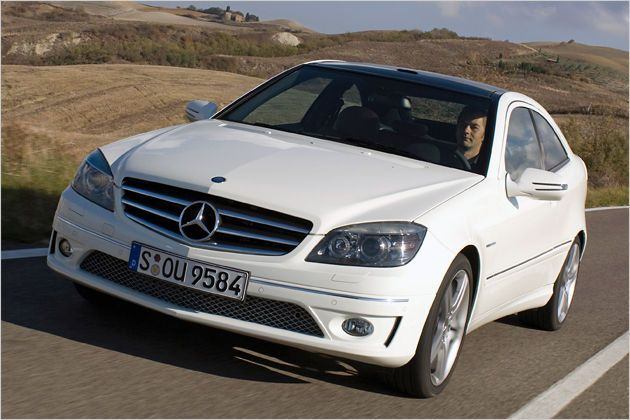 Mercedes-Benz C-Klasse Coupe / CLC (2000-2011)