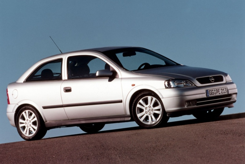 Opel astra 1998 2004 motoren varianten news und fotos for Opel astra g interieurfilter