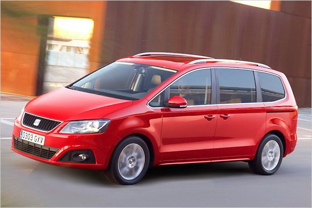 seat alhambra ab 2010 motoren varianten news und fotos. Black Bedroom Furniture Sets. Home Design Ideas