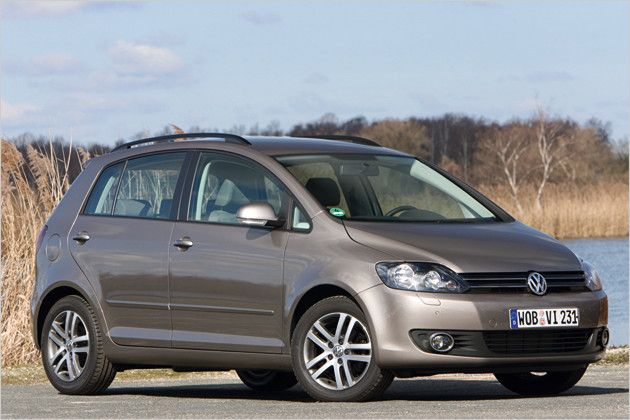 Volkswagen Golf Plus / Cross (2005-2014)